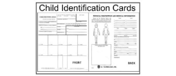 Child Identification Cards