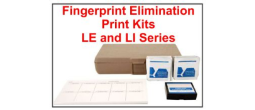 Fingerprint Elimination Print Kits