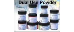 Dual-Use Powder