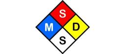 PMPWR-White Red Fluorescent Fingerprint Powder MSDS