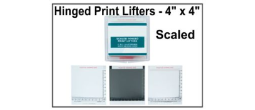 Hinged Print Lifters - 4