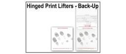 Hinged Print Lifters - Back-Up