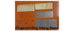 Fingerprinting Slabs with Paste Inks