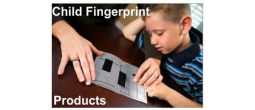 Children Fingerprinting Products