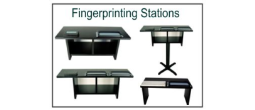 Fingerprint Stations and Tabletop Fingerprint Units