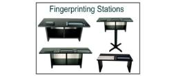 Fingerprint Stations and Tabletop Fingerprint Units