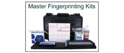 Master Portable Fingerprinting Kits