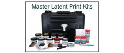 Master Latent Fingerprinting Kits