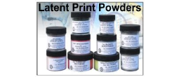 Basic Latent Print Powders