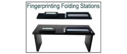 Folding Fingerprint Stations