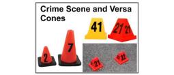 Crime Scene and Versa-Cones
