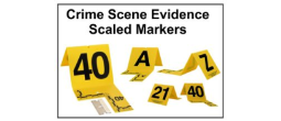 Photo Marker with Cut-Out Scale