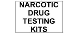 Presumptive Drug Testing Kits