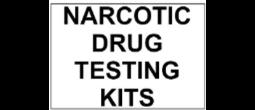 Presumptive Drug Testing Kits