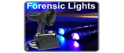 UV Forensic Lights and More