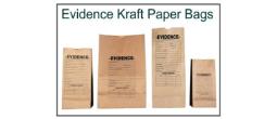 Kraft Paper Evidence Bags