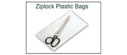 Plastic Evidence Bags - Ziplock