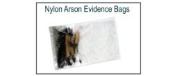 Nylon Arson Evidence Bags