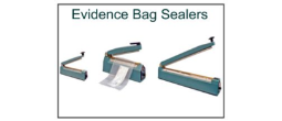 Plastic Evidence Bag Heat Sealers