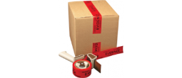 Evidence Carton/Box Sealing Tape