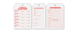 Tags - Evidence & Chain of Custody
