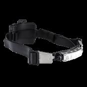 410-T09 Command Tilt White LED Headlamp / Helmet Light