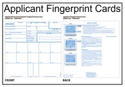 photograph relating to Printable Fingerprint Cards referred to as Fingerprinting Playing cards and Data