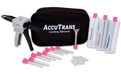 AccuTrans Casting Silicone