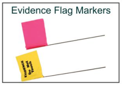 Evidence Marking Flags
