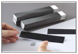 Fingerprint Foil Ink Strips