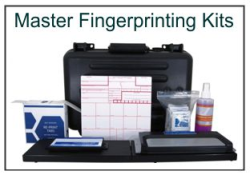 Master Portable Fingerprinting Kits