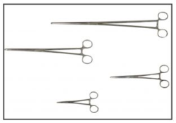 Hemostats - Stainless Steel