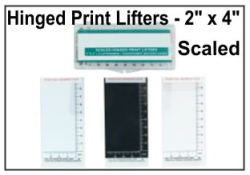 Hinged Print Lifters - 2
