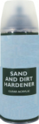 Acrylic Sand and Dirt Hardener