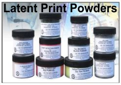 Basic Latent Print Powders