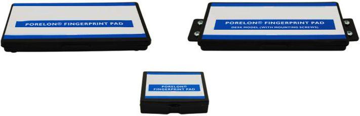 Porelon Fingerprinting Pads