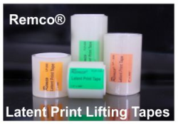 Remco Latent Print Lifting Tapes