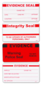 Seals - Precut Super-Stick Evidence