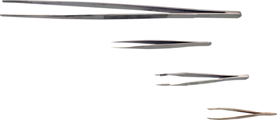 Forceps - Nickel Plated