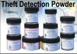 Theft Detection Powders & Pastes
