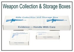 Weapon Collection and Storage Boxes
