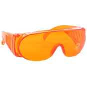 UV Absorbing Goggles - Orange