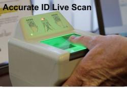 Live Scan Fingerprint Pads Pre-Scan Fingerprint Pads Pre-Scan Live-Scan Pre Scan Live Scan