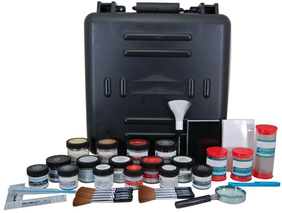 Master Combination Latent Print Kit