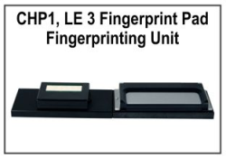 Tabletop Fingerprint Unit