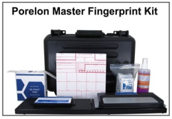 Porelon® Master Portable Fingerprinting Kit