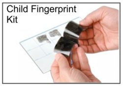 Child Fingerprint Kit