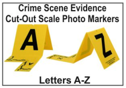 Evidence Photo Marker 