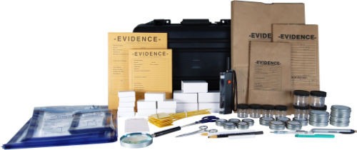"Master Evidence Collection ""Bag It And Tag It"" Kit"