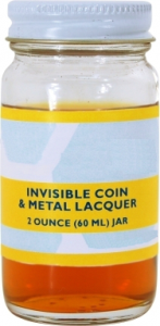 LCTCMI2, Invisible Coin and Metal Lacquer